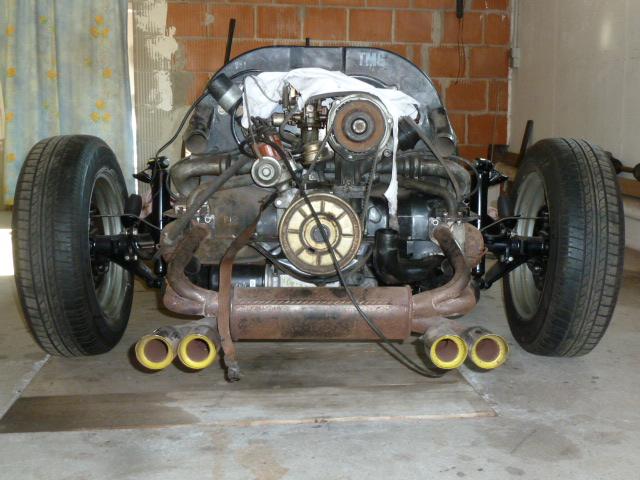 denis du bas rhin et sa Karmann Ghia de 73 sortie de grange - Page 13 P1100211