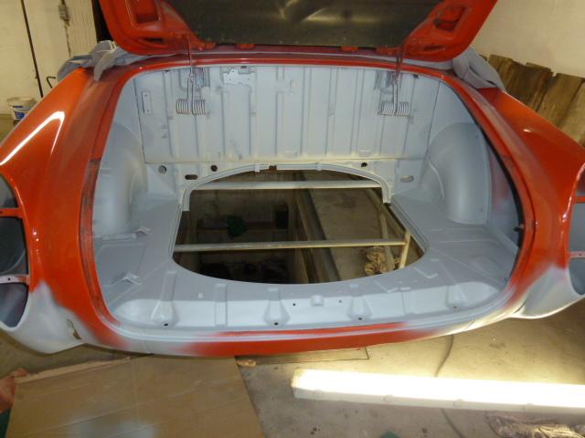 denis du bas rhin et sa Karmann Ghia de 73 sortie de grange - Page 13 P1100413