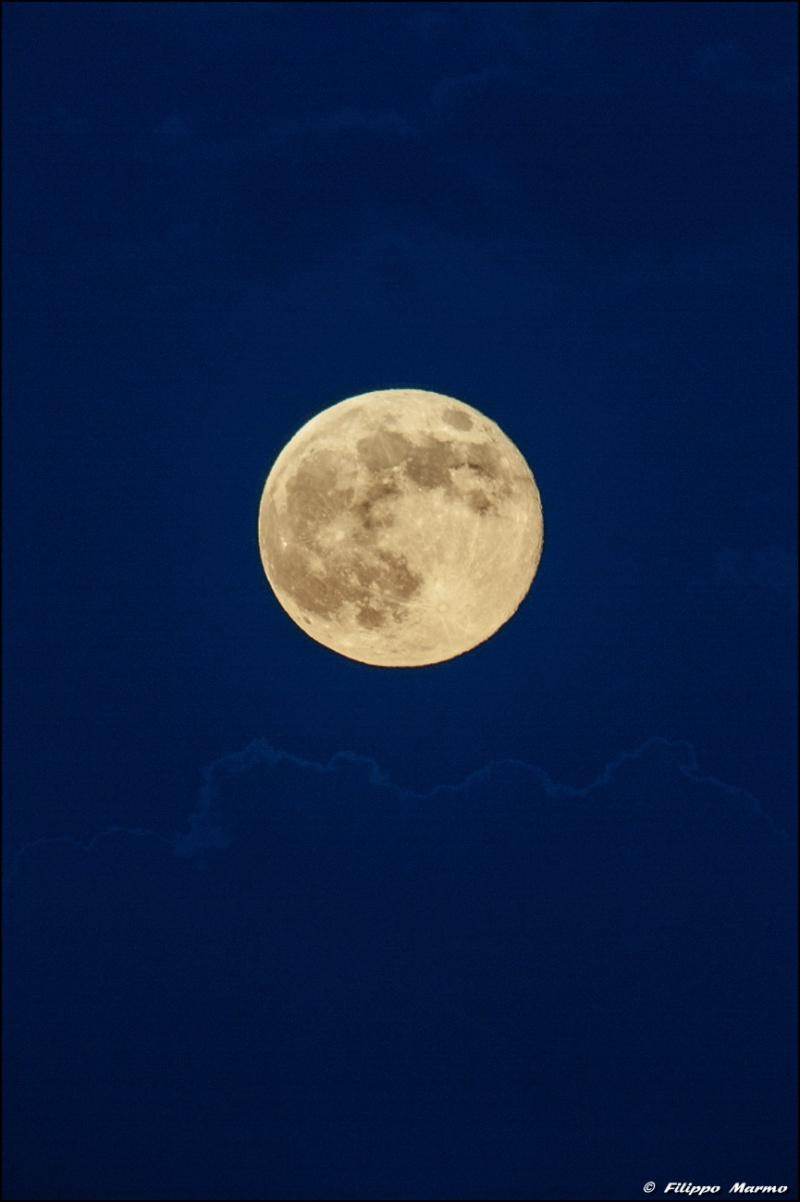 Di una luna rossa e grande... Dsc_9710