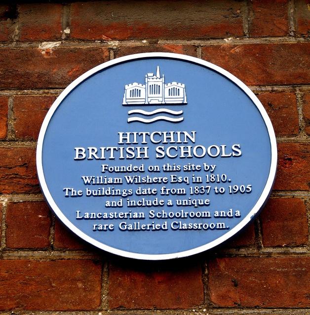 Mon voyage en Grande Bretagne - 5 - British Schools Museum Hitchi12