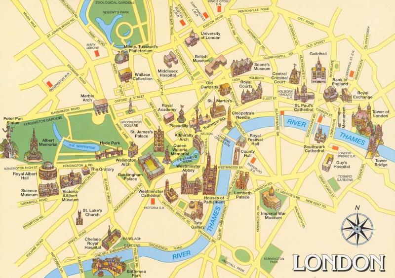 Mon voyage en Grande Bretagne - 10 - Londres London10