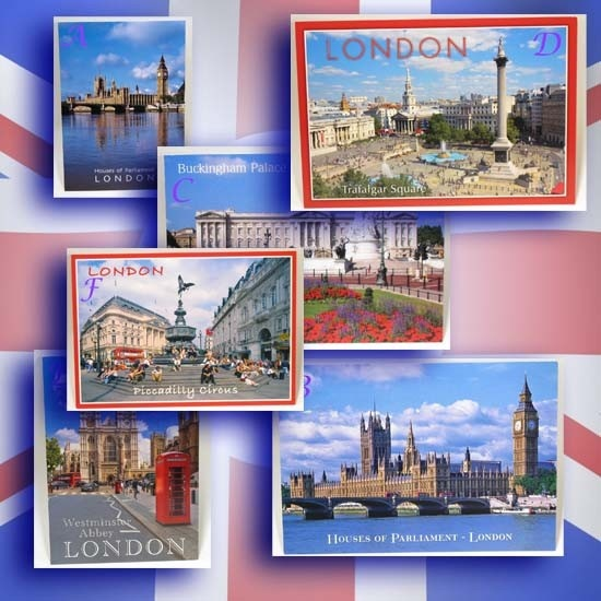 Mon voyage en Grande Bretagne - 10 - Londres London11