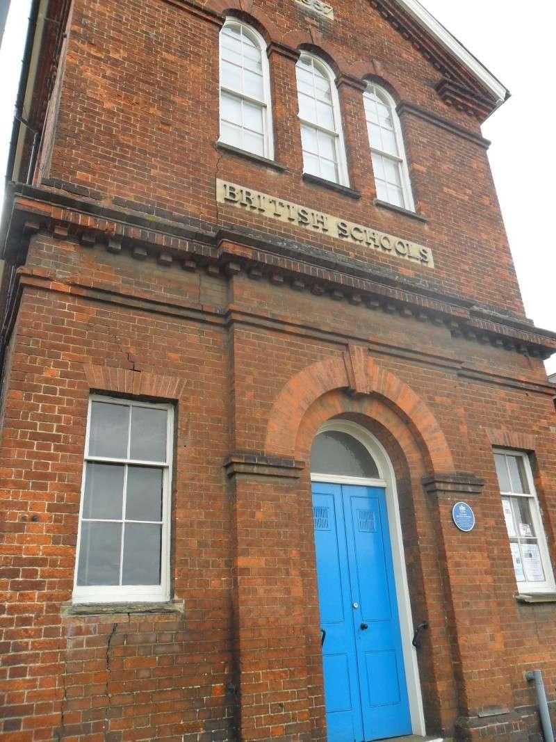 Mon voyage en Grande Bretagne - 5 - British Schools Museum Sam_2311