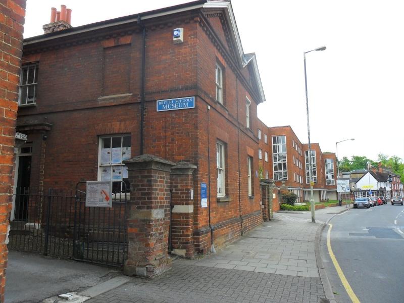 Mon voyage en Grande Bretagne - 5 - British Schools Museum Sam_2312