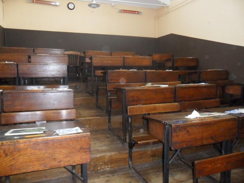 Mon voyage en Grande Bretagne - 5 - British Schools Museum Sam_2316