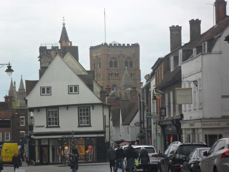 Mon voyage en Grande Bretagne - 7 - St Albans ( 2 ) Sam_2337