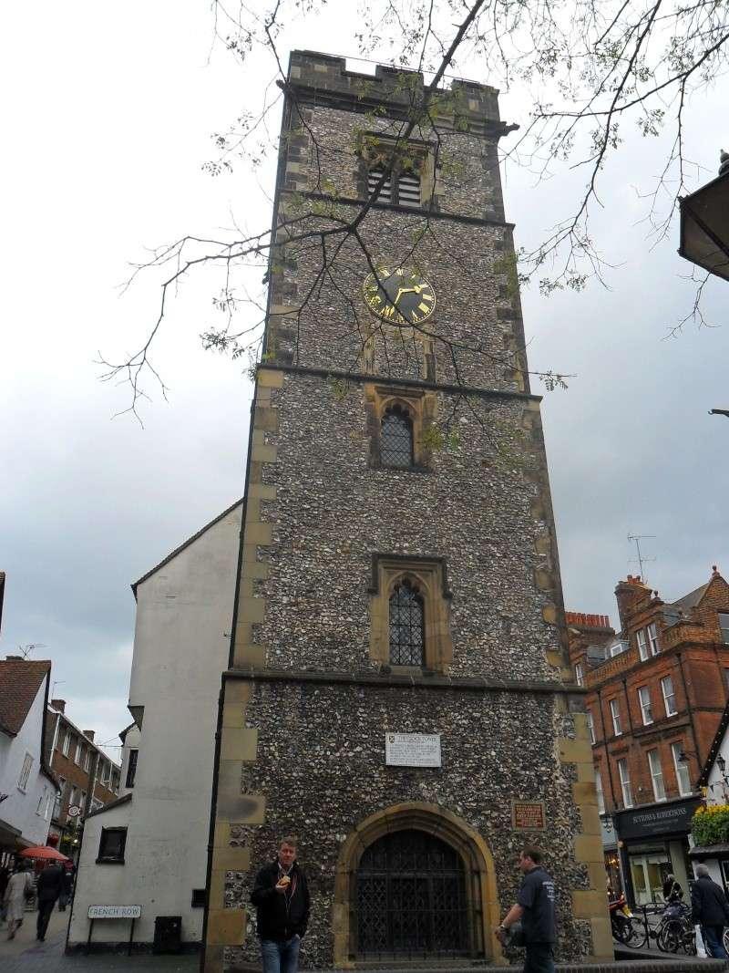 Mon voyage en Grande Bretagne - 7 - St Albans ( 2 ) Sam_2338