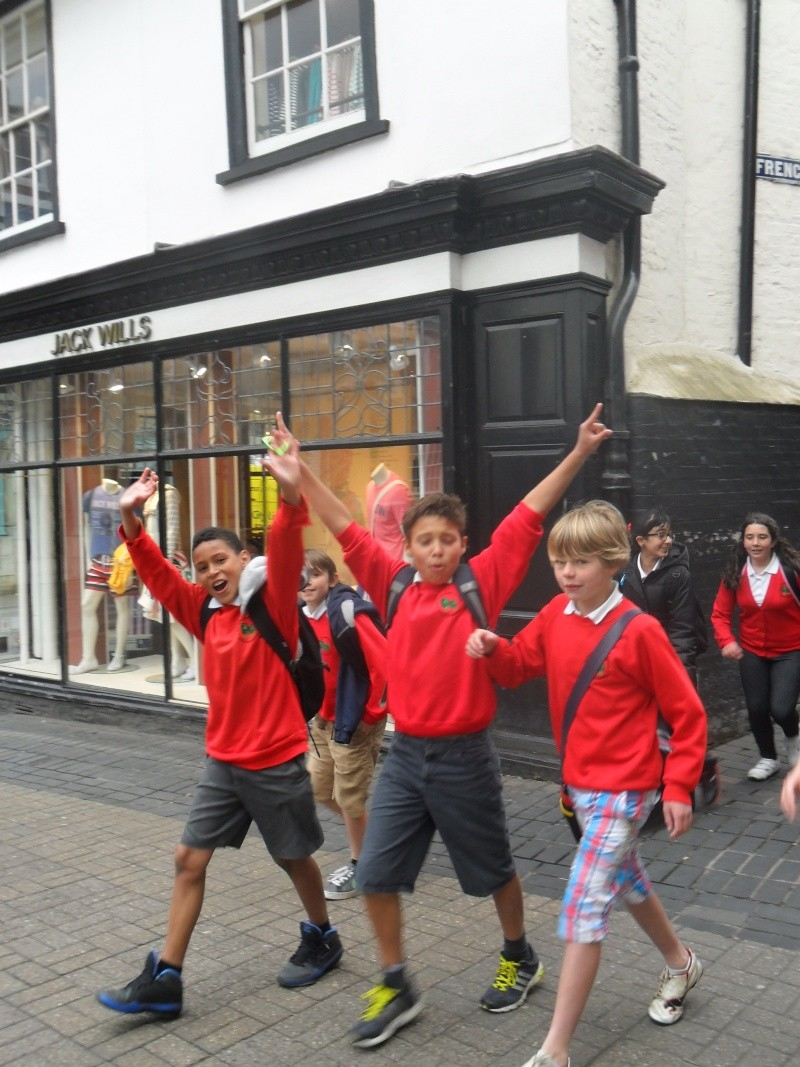 Mon voyage en Grande Bretagne - 7 - St Albans ( 2 ) Sam_2340
