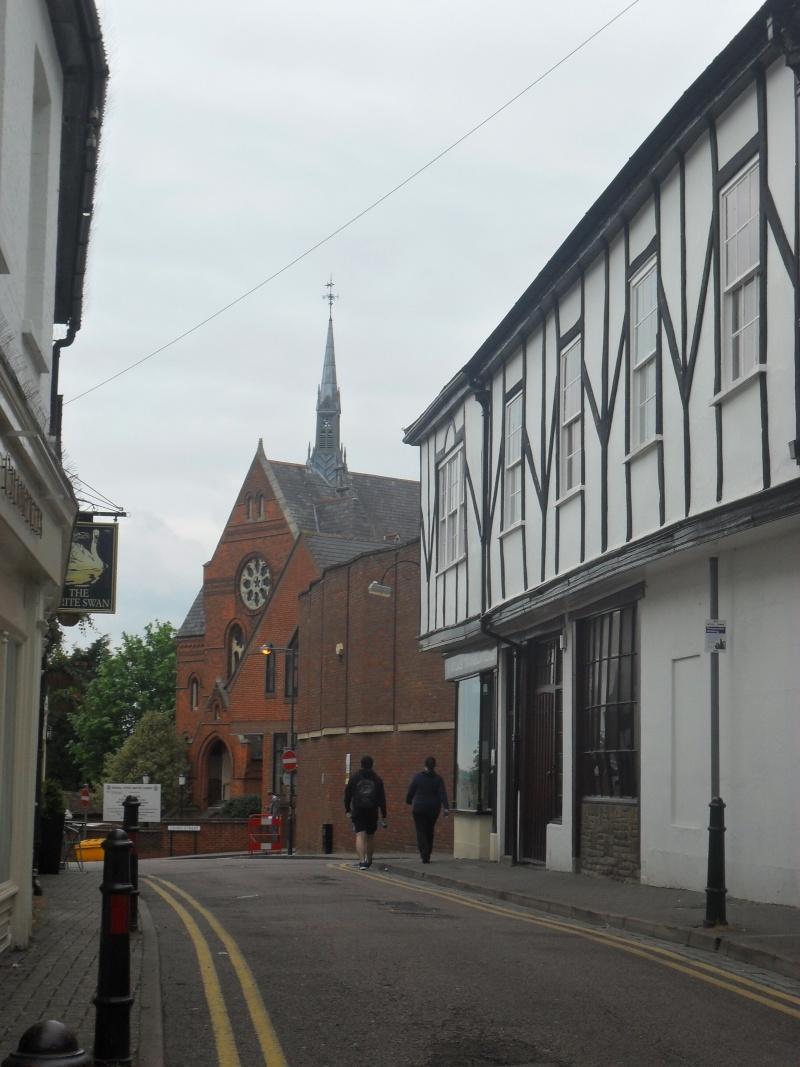 Mon voyage en Grande Bretagne - 7 - St Albans ( 2 ) Sam_2419