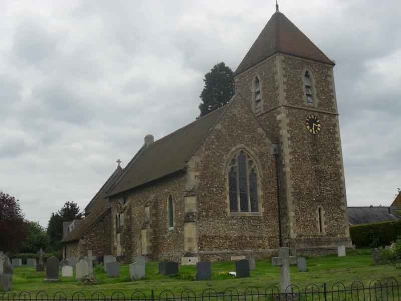 Mon voyage en Grande Bretagne - 3 - La campagne anglaise Sam_2514