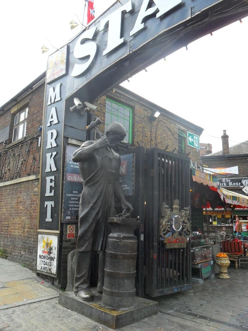 Mon voyage en Grande Bretagne - 9 - Londres , Camden Market Sam_2525