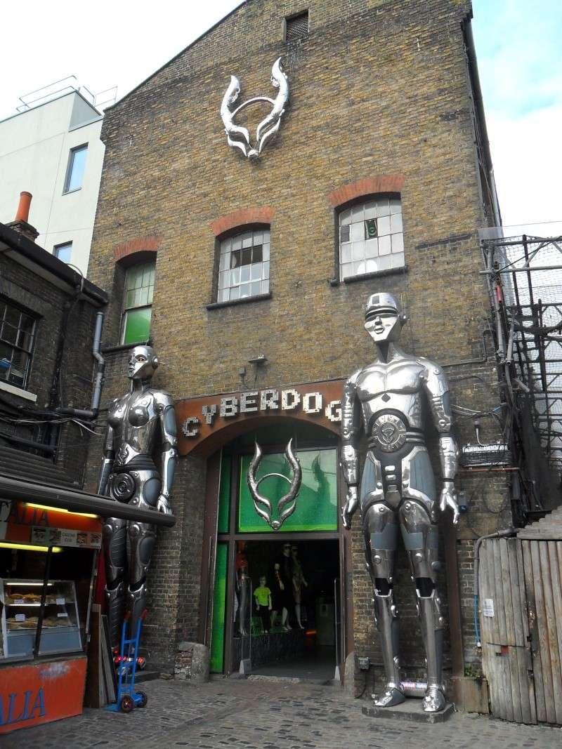 Mon voyage en Grande Bretagne - 9 - Londres , Camden Market Sam_2526
