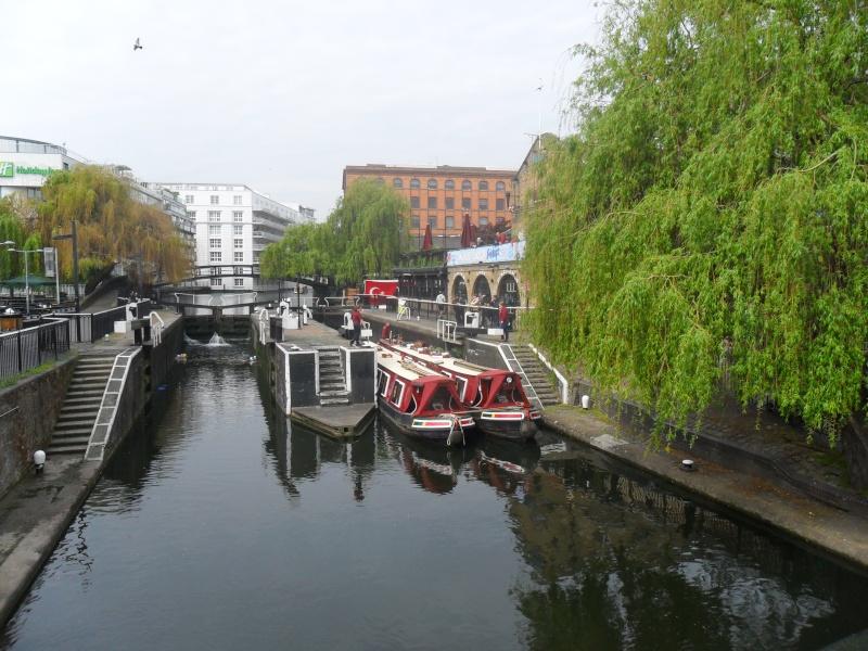 Mon voyage en Grande Bretagne - 9 - Londres , Camden Market Sam_2527