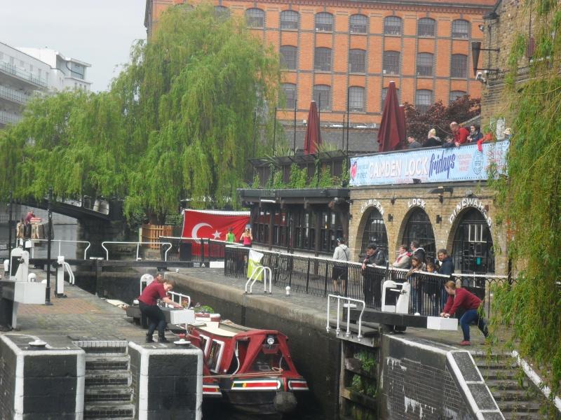 Mon voyage en Grande Bretagne - 9 - Londres , Camden Market Sam_2528