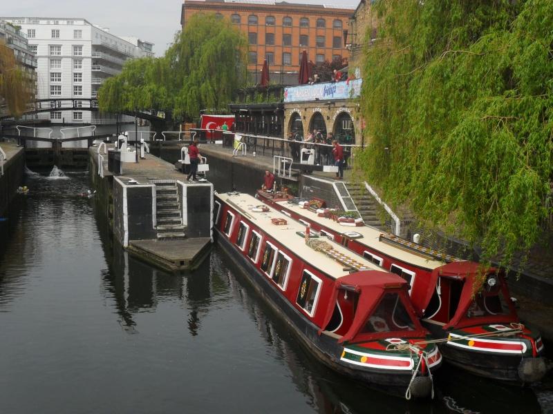 Mon voyage en Grande Bretagne - 9 - Londres , Camden Market Sam_2529