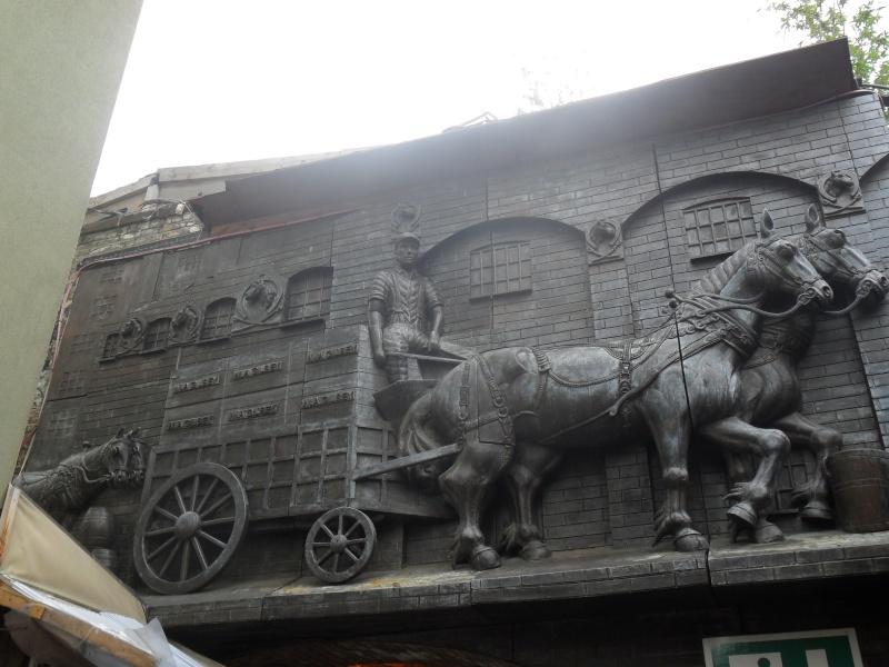 Mon voyage en Grande Bretagne - 9 - Londres , Camden Market Sam_2612