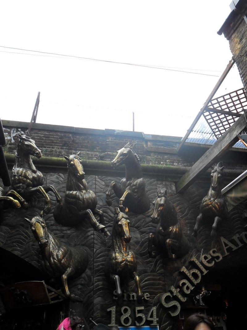 Mon voyage en Grande Bretagne - 9 - Londres , Camden Market Sam_2613