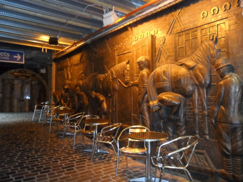 Mon voyage en Grande Bretagne - 9 - Londres , Camden Market Sam_2614