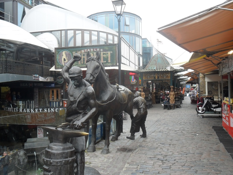 Mon voyage en Grande Bretagne - 9 - Londres , Camden Market Sam_2618