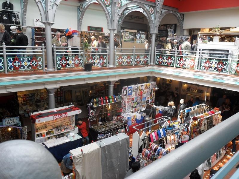 Mon voyage en Grande Bretagne - 9 - Londres , Camden Market Sam_2620