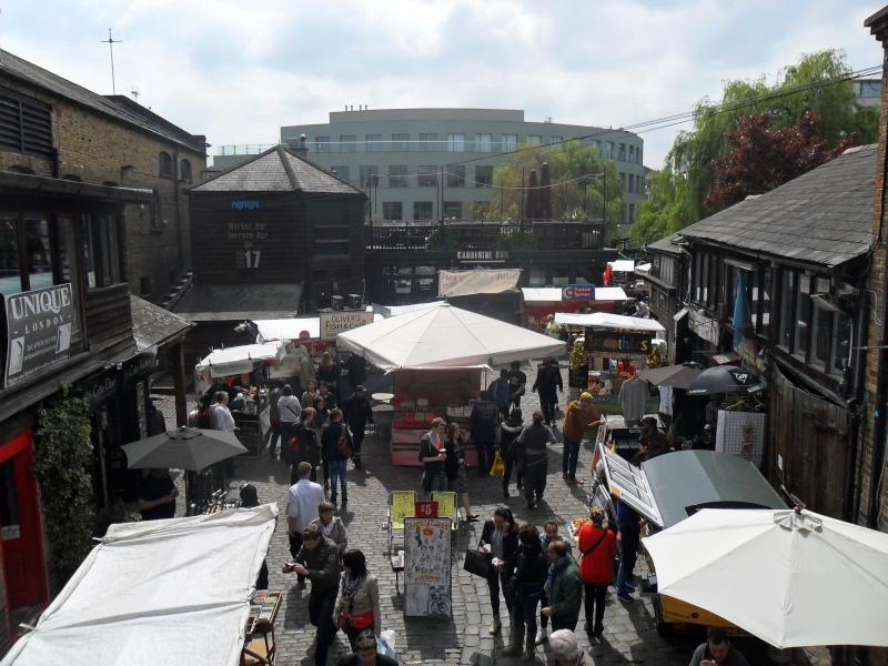 Mon voyage en Grande Bretagne - 9 - Londres , Camden Market Sam_2621