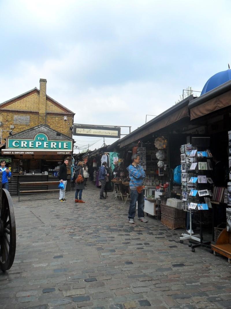 Mon voyage en Grande Bretagne - 9 - Londres , Camden Market Sam_2622