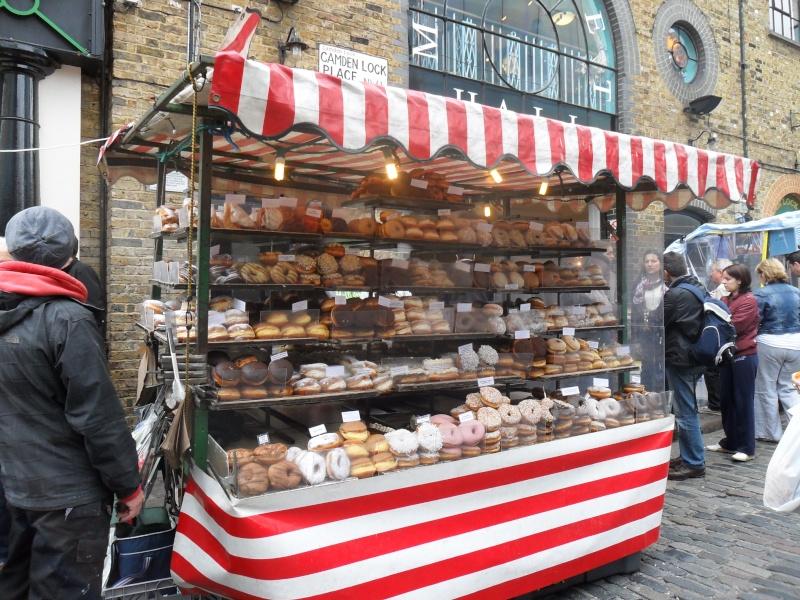 Mon voyage en Grande Bretagne - 9 - Londres , Camden Market Sam_2624
