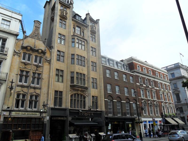Mon voyage en Grande Bretagne - 10 - Londres Sam_2714