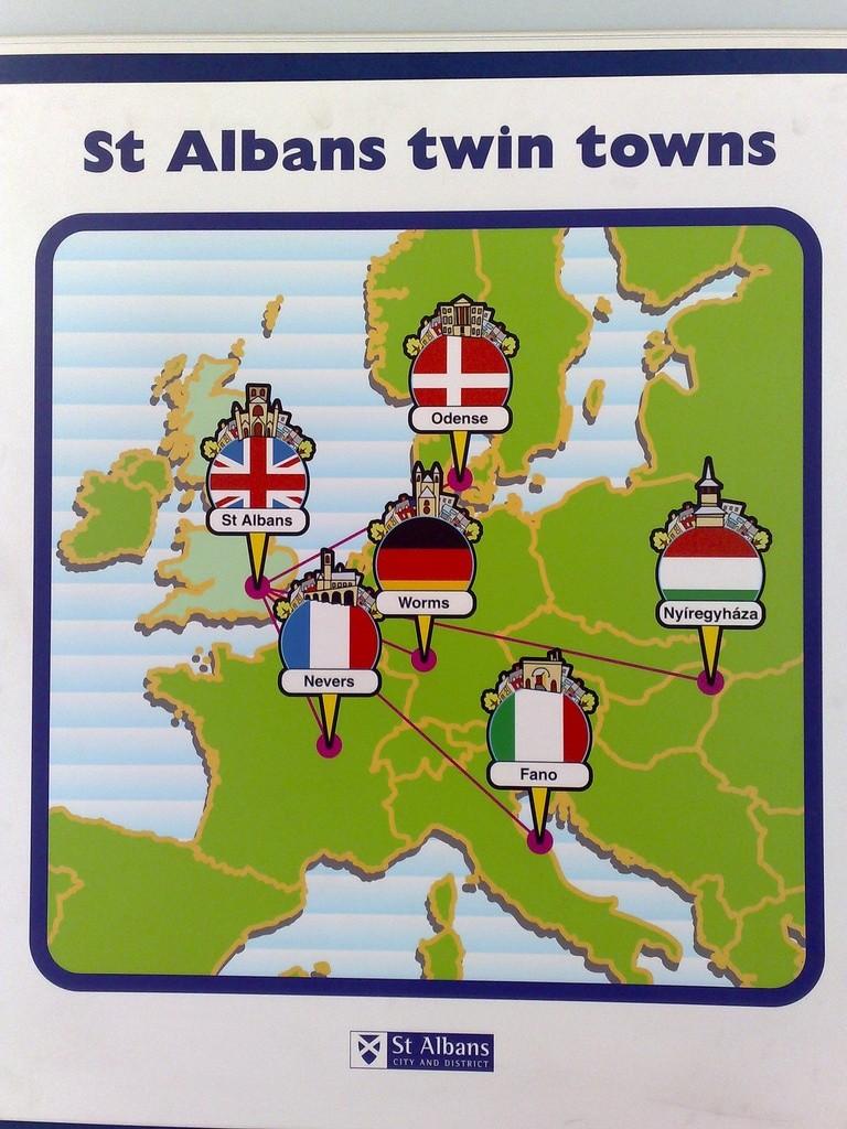 Mon voyage en Grande Bretagne - 7 - St Albans ( 2 ) St_alb14