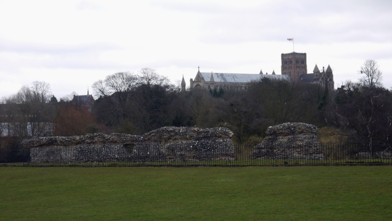 Mon voyage en Grande Bretagne - 7 - St Albans ( 2 ) St_alb17