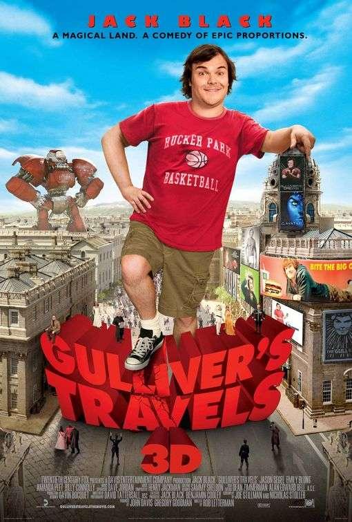 | DVD-R5 | حصريا : فيلم الكوميديا والفانتازيا الرائع Gulliver's Travels 2010 بجودة X264-MKV مترجم على اكثر من سيرفر  Gulliv10