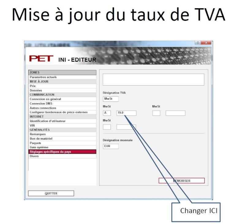 Logiciel PET 7.1 & 7.2  avec Tuto installation en Francais [Dispo ICI !] - Page 3 Soft710