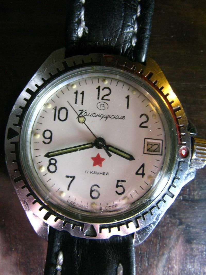 |VENDUE!] Vostok komandirskie blanche Img_6228