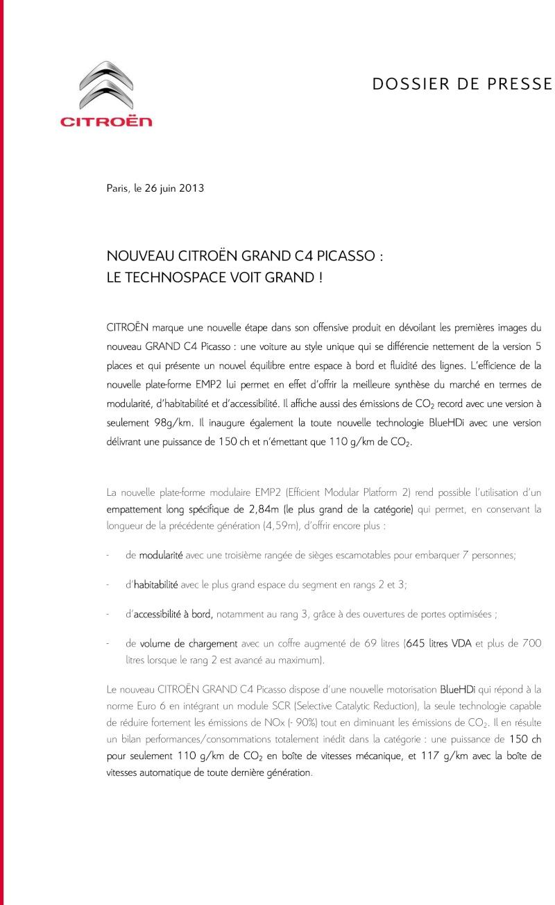 [SUJET OFFICIEL] Citroën Grand C4 Picasso II  - Page 4 Dp_nou10