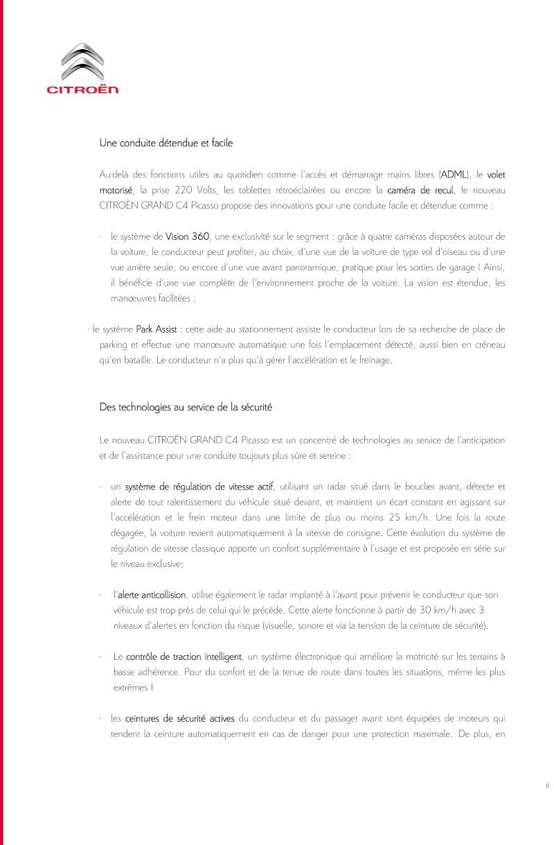 [SUJET OFFICIEL] Citroën Grand C4 Picasso II  - Page 4 Dp_nou15