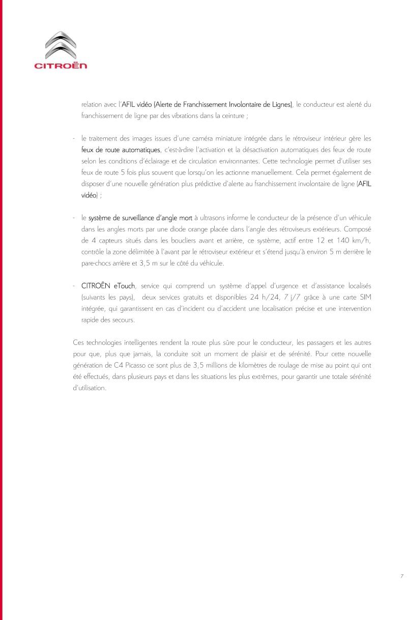 [SUJET OFFICIEL] Citroën Grand C4 Picasso II  - Page 4 Dp_nou16