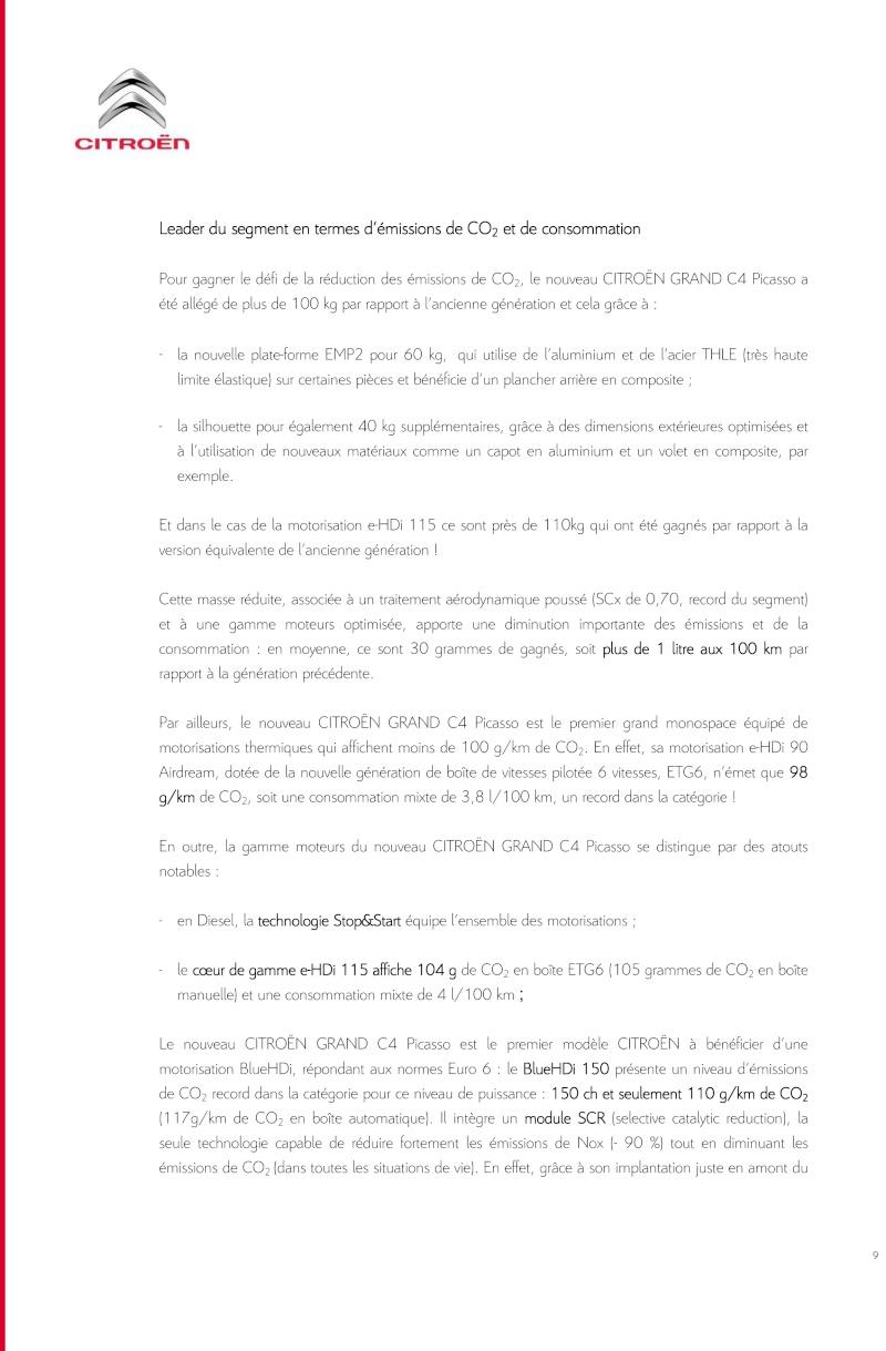 [SUJET OFFICIEL] Citroën Grand C4 Picasso II  - Page 4 Dp_nou18