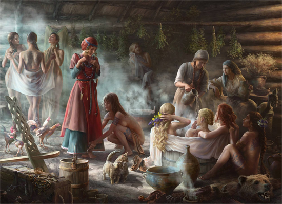 Chapitre II : Royaumes et nations Femmes10