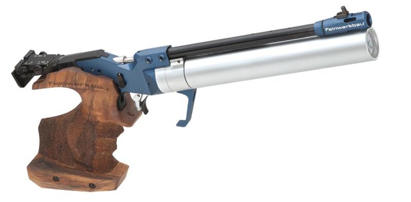 Cartons pistolet Feinwerkbau P44 Fein_p10
