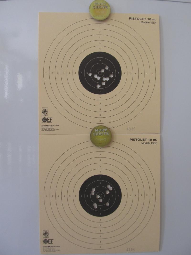Cartons pistolet Feinwerkbau P44 Img_4110