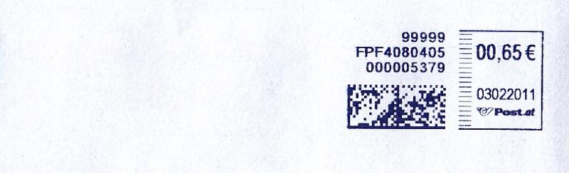 Freistempel mit Matrix-Code aus Östererreich Img_0016