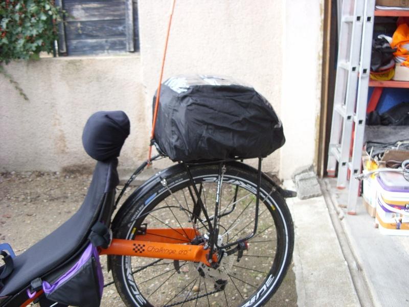 Sacoche sur porte-bagages Sn851013