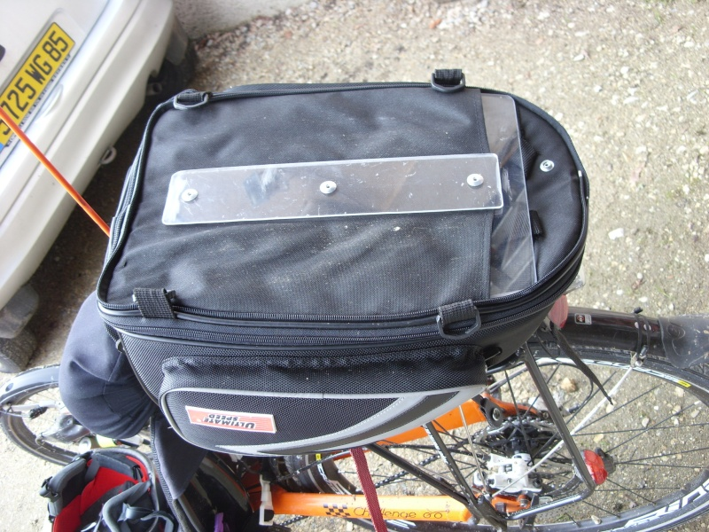 Sacoche sur porte-bagages Sn851014