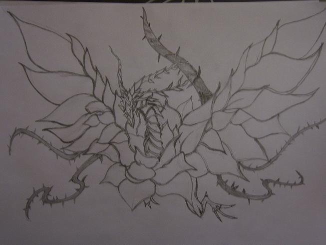 Galerie de dessin de yusei-29 Dragon12
