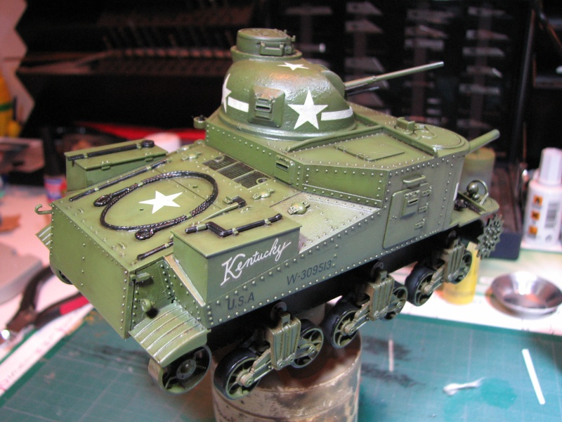 M3 LEE tamiya patine2 , le retour Photo_77