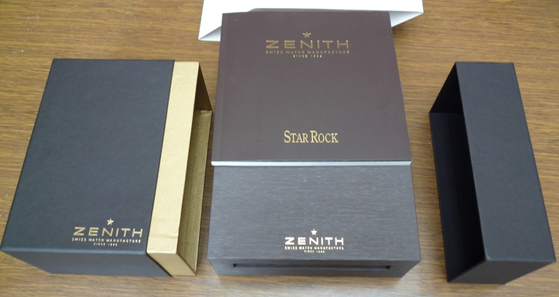 Zenith Baby Star Rock Elite Diamond F610
