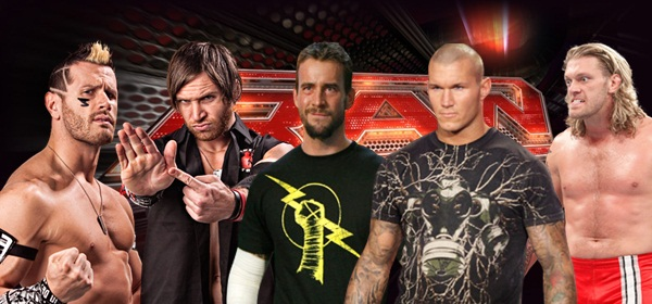 WWI Night RAW. 7/02/11 Battle10