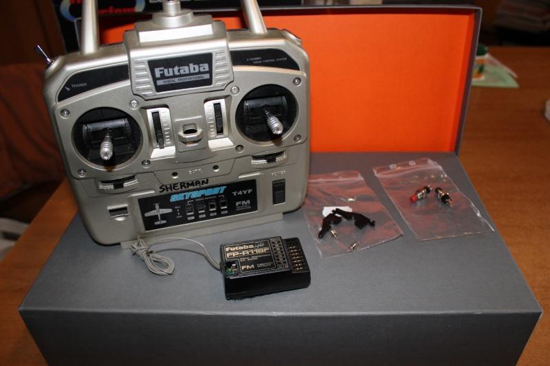[VENDUTO] VENDO Radio Futaba T4YF in FM più tastini di sparo e molletta stick sx  Img_0210
