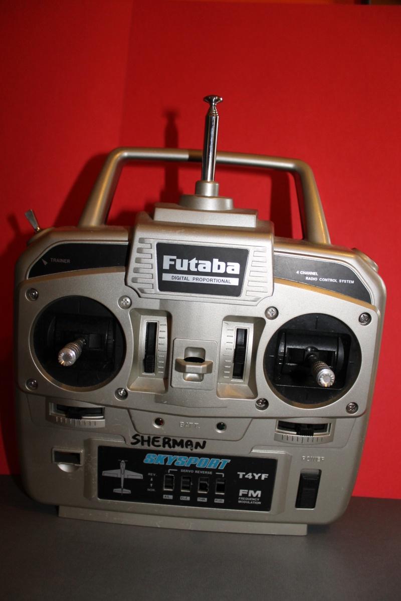 [VENDUTO] VENDO Radio Futaba T4YF in FM più tastini di sparo e molletta stick sx  Img_0211