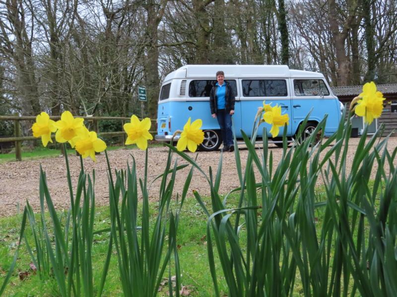 Glastonbury in March! Img_0116